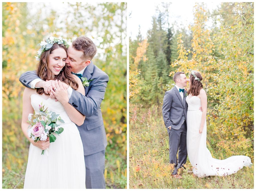 grande prairie wedding photography at clarskon hall with kvein and taylor very romantic and elegant