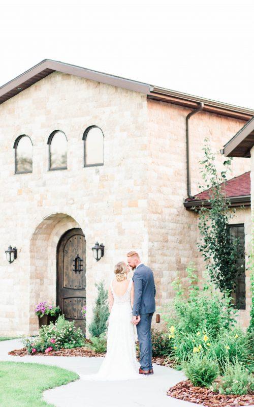 Italian Inspired Wedding