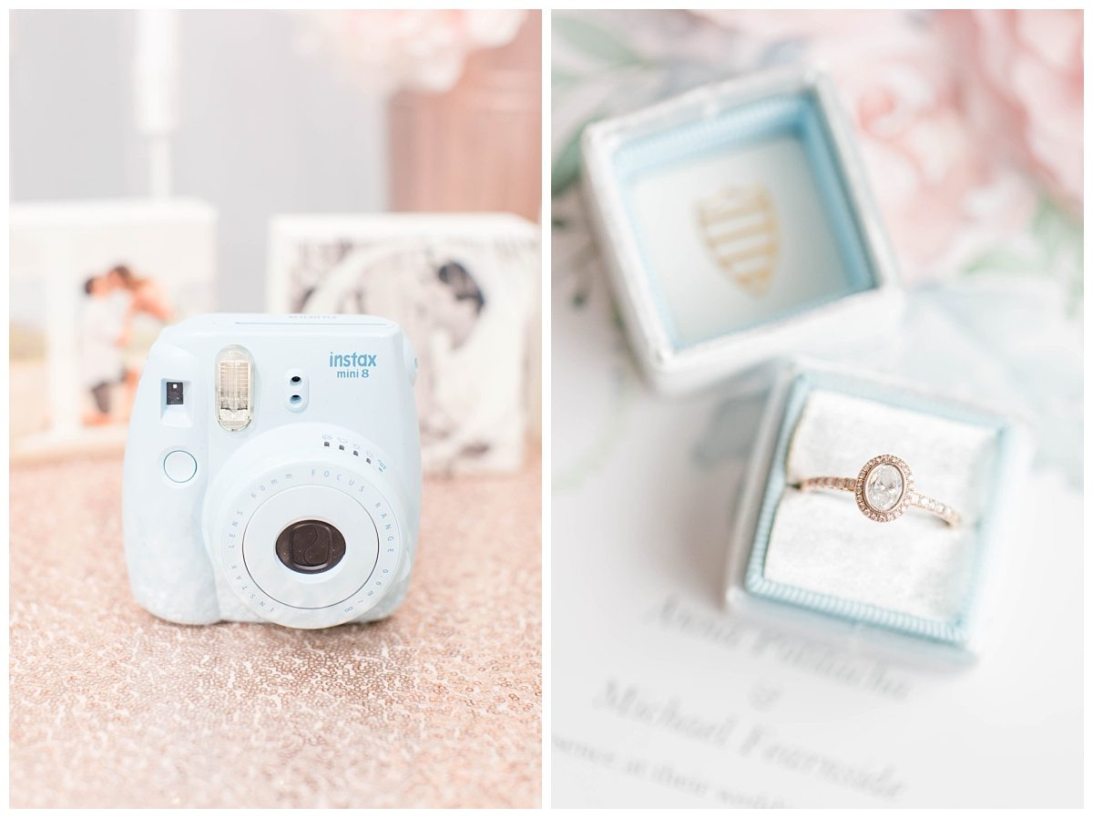 polaroid light blue with ring box velvet for details