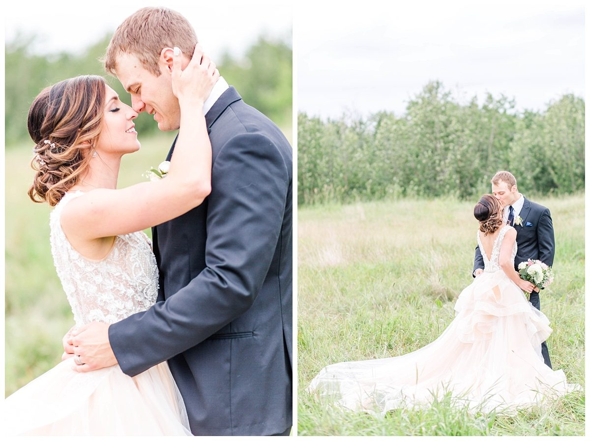 makeup by lina and chris wedding day in grande prairie beautiful joyful and romantic photography