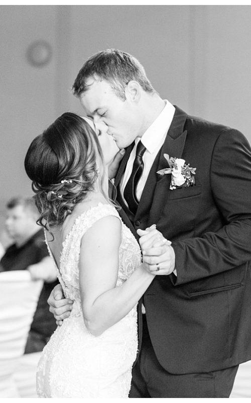Chris & Lina | Grande Prairie Wedding Photographer | Kayla Lynn Photography