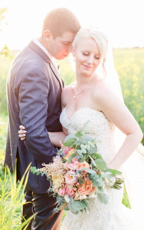 Chris & Kaytlin | Alberta Wedding Photographer | Kayla Lynn Photography