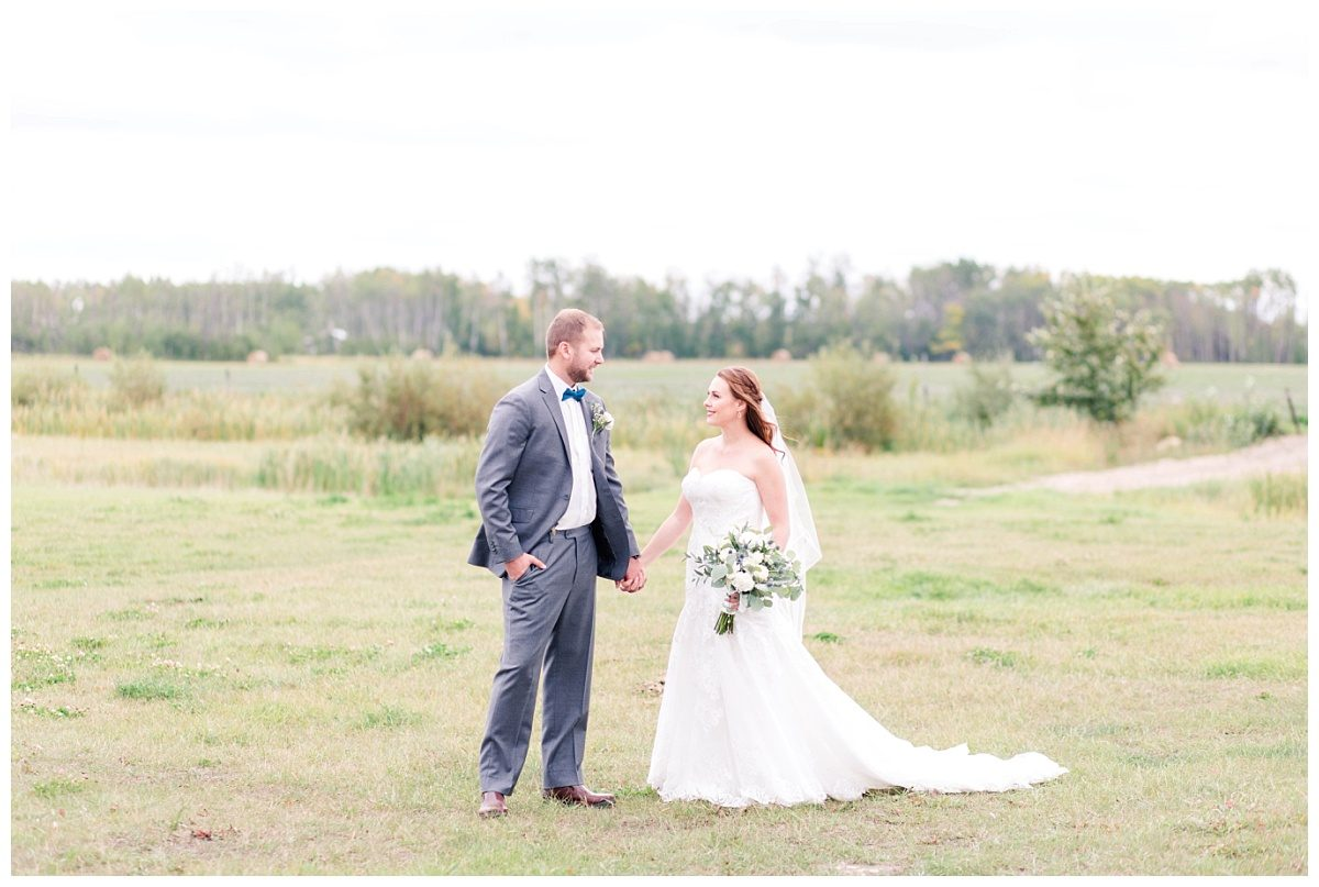 steven and gina wedding day with grande prairie wedding photographer light and airy photos