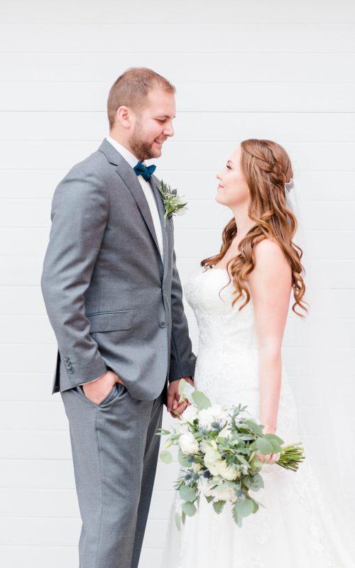 Steven & Gina | Grande Prairie Wedding Photographer | Kayla Lynn Photography