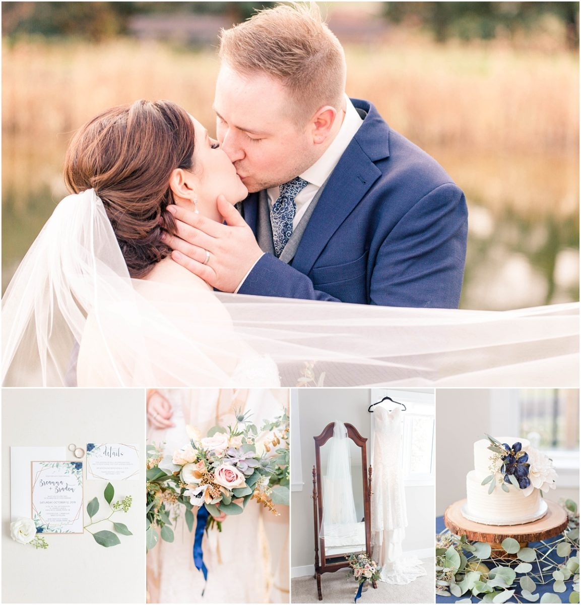grande prairie wedding venue bear creek golf club wedding with breanna and braden in the fall