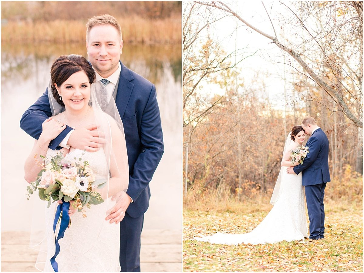 grande prairie fall wedding photographer October wedding with braden and breanna photos