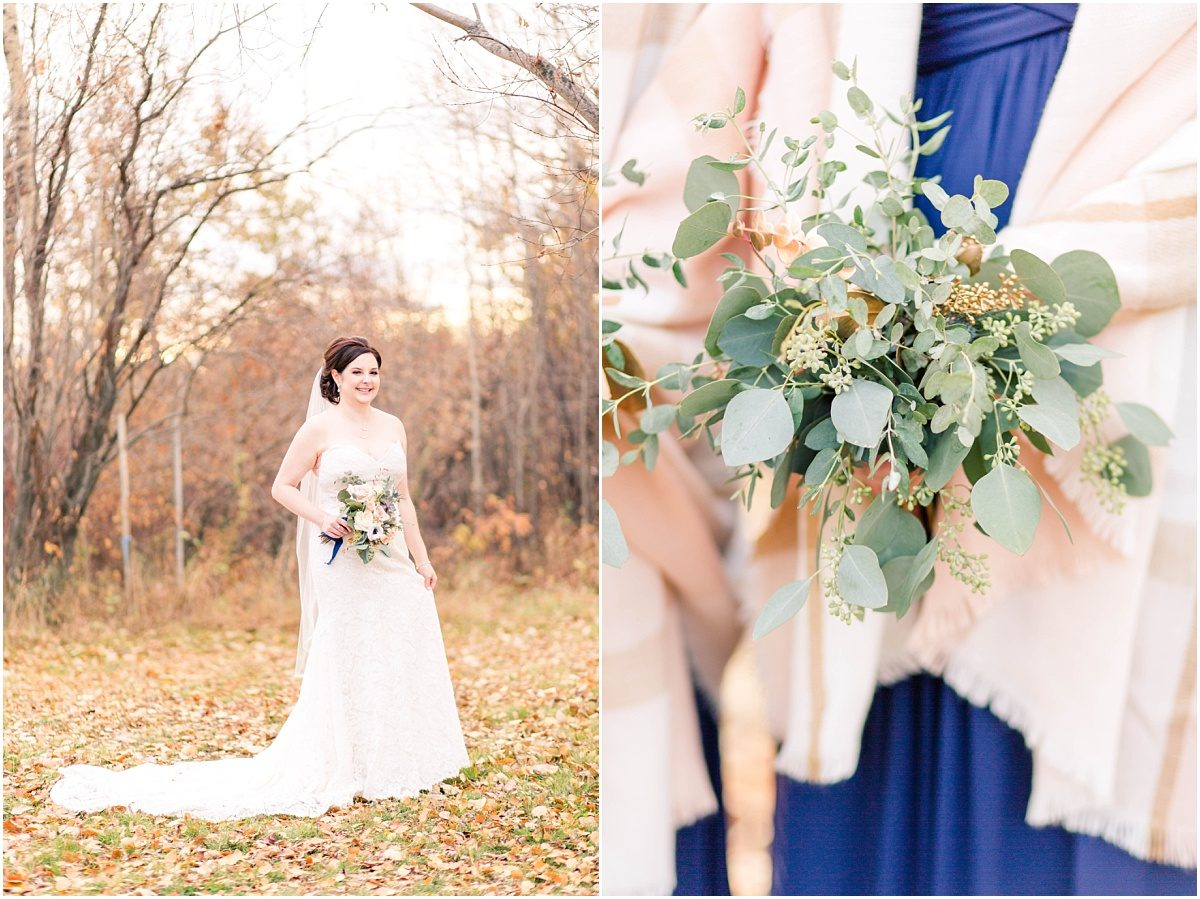 fall wedding and wedding flowers grande prairie little petal co