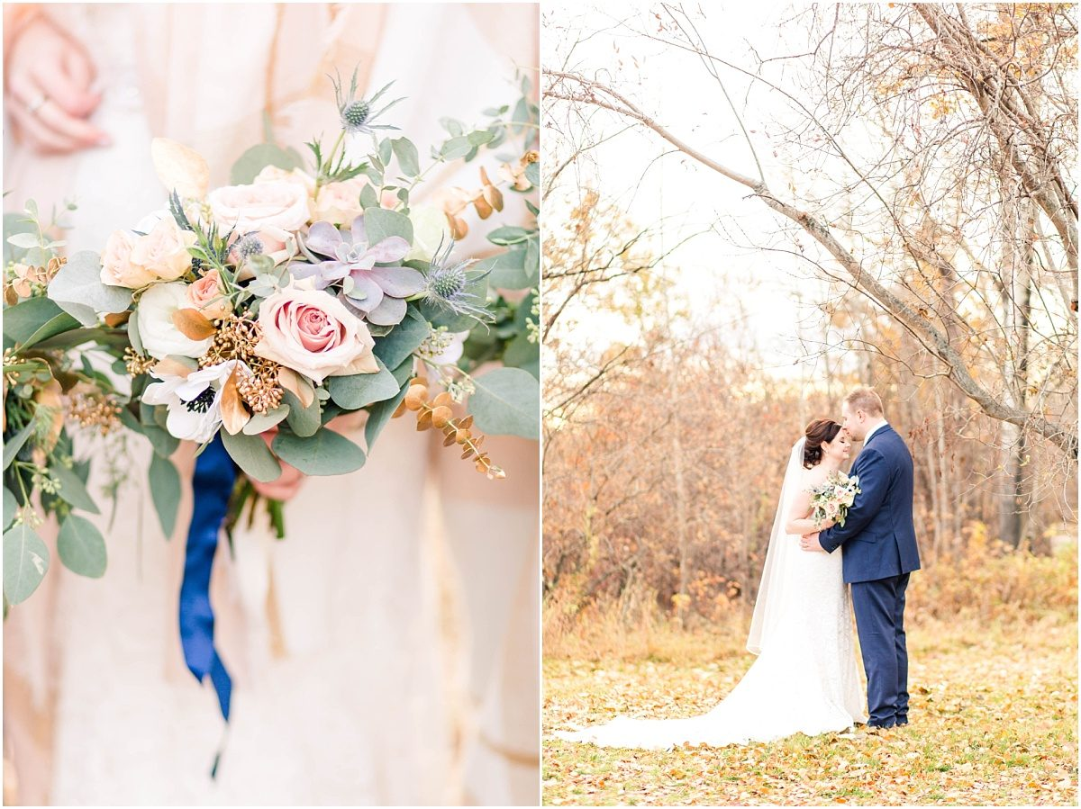 light and airy photographer grande prairie in the fall with florist little petal co