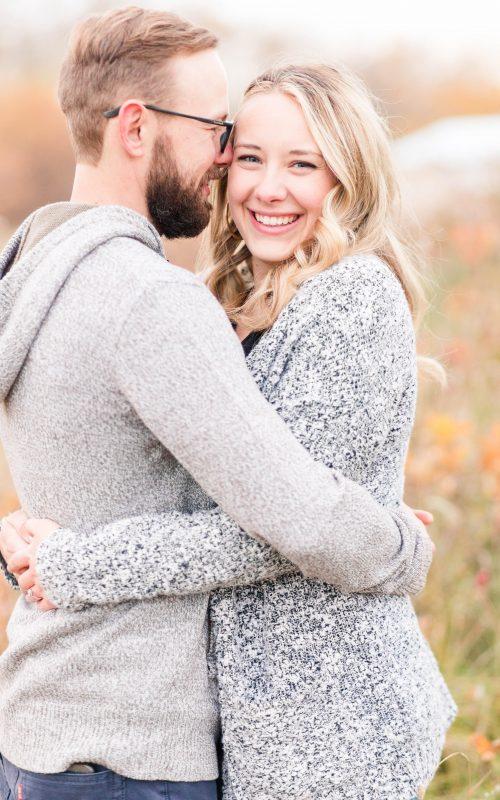 Calvin & Kelsey | Alberta Wedding Photographer | Kayla Lynn Photography
