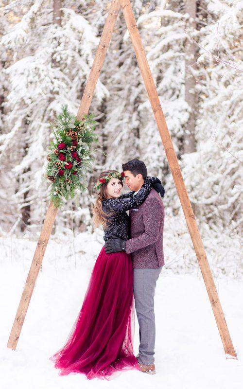 Nathan & Shayla | Grande Prairie Wedding Photographer | Kayla Lynn Photography