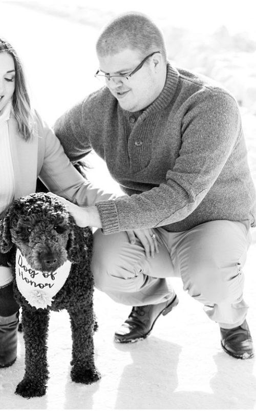 Zack & Jillian | Edmonton Engagement Photos | Kayla Lynn Photography