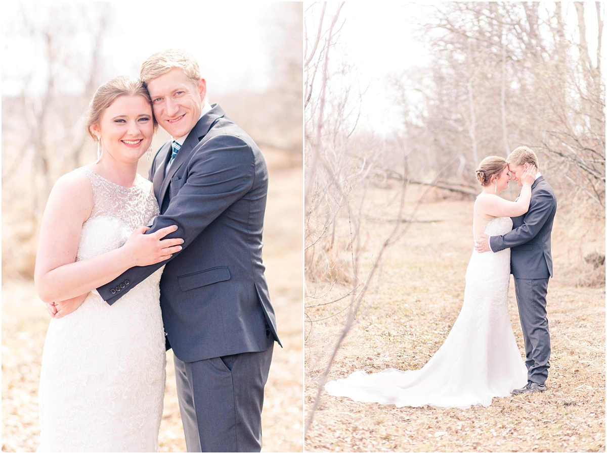bright and airy spring wedding photos in grande prairie alberta wirth john and alisabeth