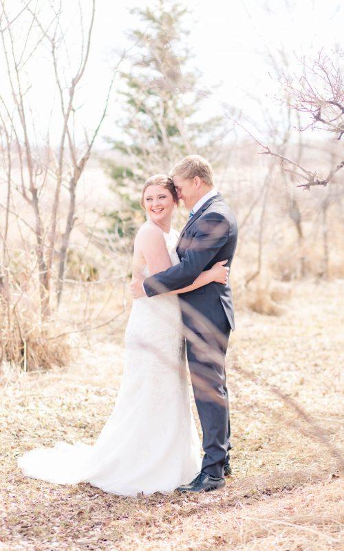 John & Alisabeth | Grande Prairie Wedding Photographer | Kayla Lynn Photography
