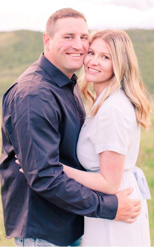 Denny & Chantelle | Grande Prairie Wedding Photographer | Kayla Lynn Photography