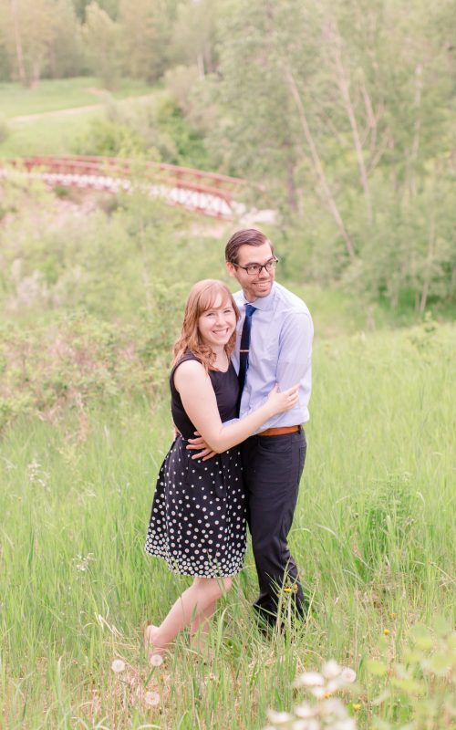 Eric & Lindsay | Grande Prairie Wedding Photographer | Kayla Lynn Photography