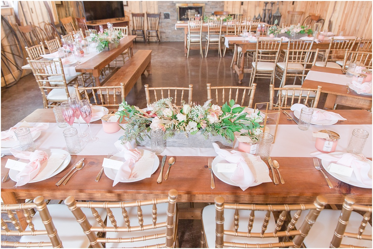 rustic rebellion gold Chiavari chairs dawson creek rentals