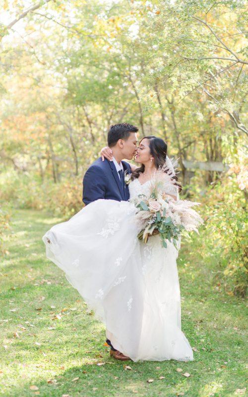 Kim & Jerrica | Grande Prairie Wedding Photographer | Kayla Lynn Photography
