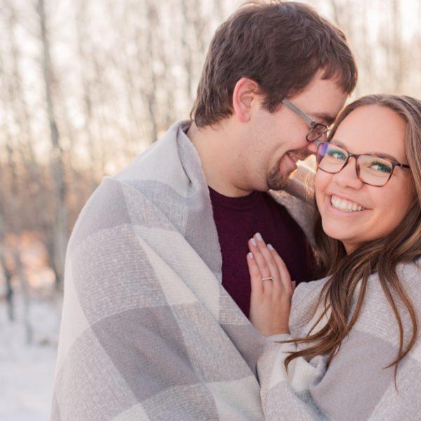 Damon & Deanna | Grande Prairie Wedding Photographer | Kayla Lynn Photography