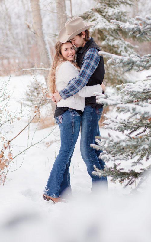 Reid & Brhianna | Grande Prairie Wedding Photographer | Kayla Lynn Photography