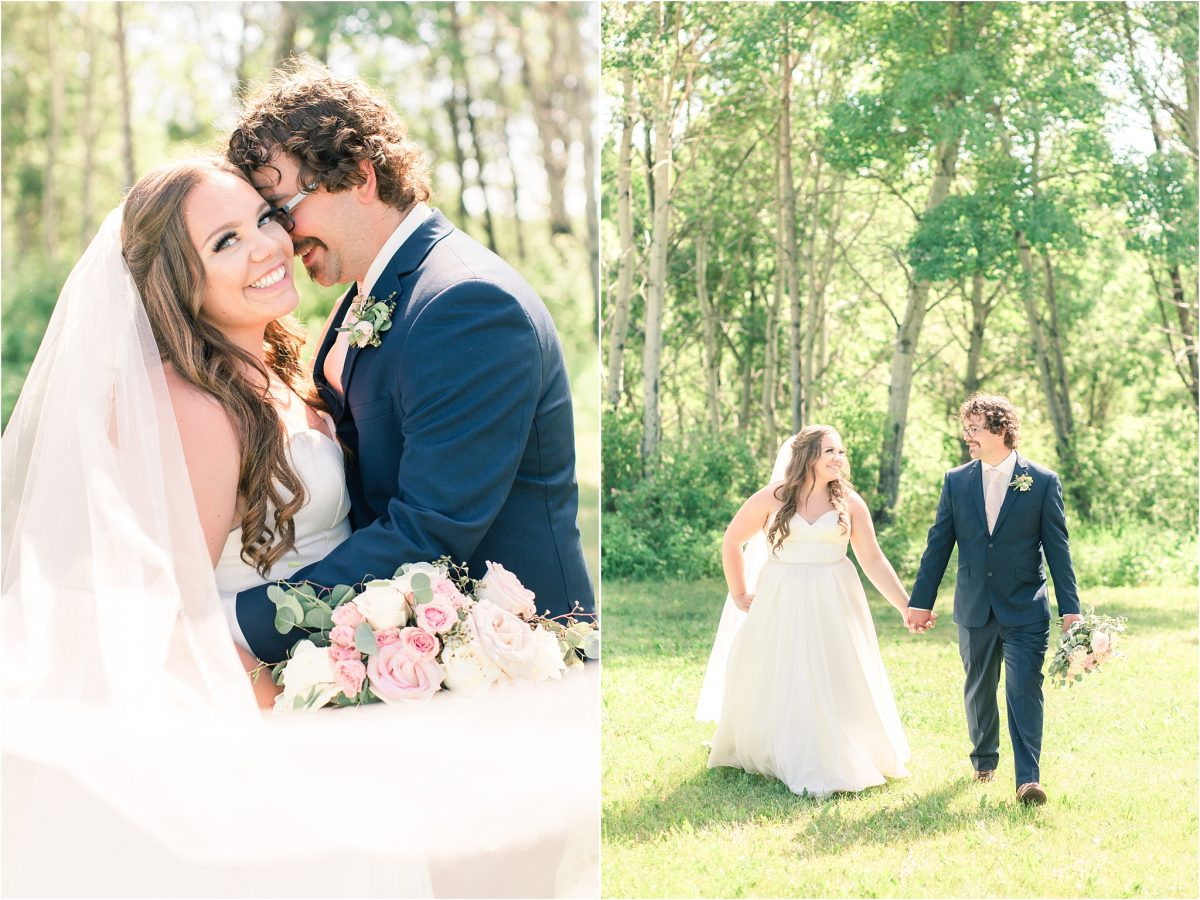 deanna and damon romantic joyful wedding photos with light and airy photographer in the summer time beautiful